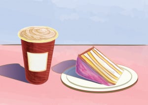 Wayne Thiebaud Pop Art