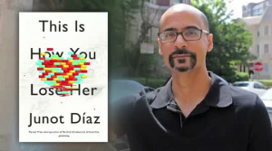 Junot Diaz Marjorie Liu Video: hear junot daz read an