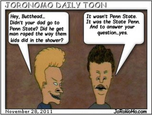 Beavis And Butthead Penn State