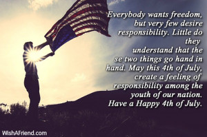 4th Of July Quotes And Sayings May this 4th of july,