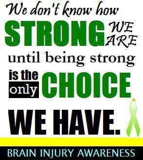 Brain Injury Awareness- in memory of my nephew TJ Davis - you will ...