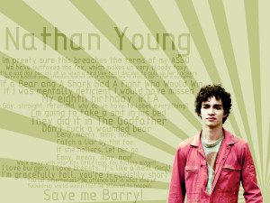 Nathan Young Quotes by myfreakinglife