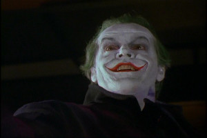 Coringa (Jack Nicholson )