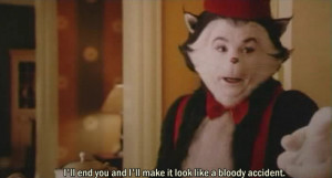 cat in the hat, film, funny, movie, subtitles, - image #68888 on