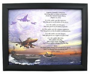 Navy Retirement Poem