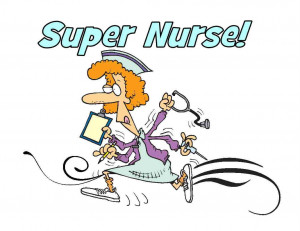 ... Made-T-Shirt-Super-Nurse-Funny-Medical-Humor-Nursing-Syringe-Shot-Busy