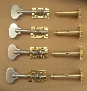 Double Bass Tuning Machines