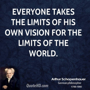 Arthur Schopenhauer Quotes About Animals