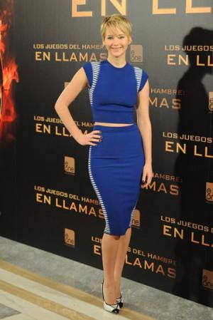 Jennifer Lawrence Paparazzi