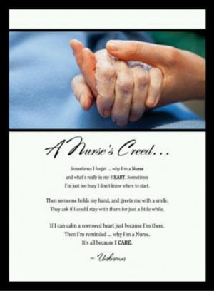 Nurses's Creed