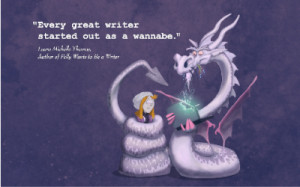 """Every great writer…"""""""