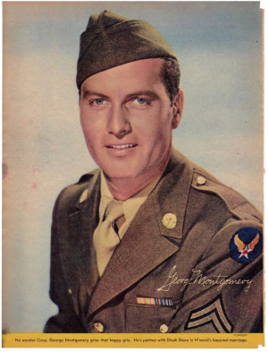 George Montgomery Pictures