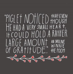 Love Winnie The Pooh quotes