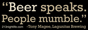 Quote of the Day: Tony Magee