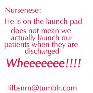 launch pad #nurse