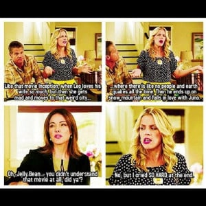 Cougar Quotes Funny Cougar town - quotes