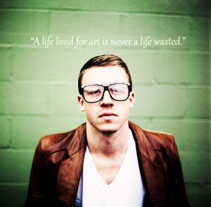 Macklemore Quotes | via Tumblr