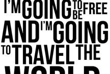 Quotes / by Work and Travel Abroad