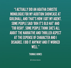 quote coyote agatha christie quotes