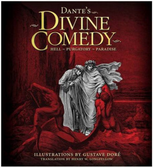 Many Covers of The Divine Comedy