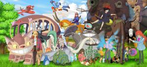 Top 10: Die schönsten Filme des Studio Ghibli