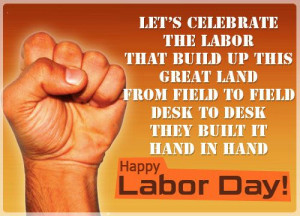 Funny Labor Day Poems: Happy Labor Day Poems About The Celebrations Of ...
