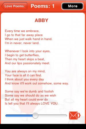 ... ://appfinder.lisisoft.com/app/poems-love-the-way-i-miss-u-lust.html