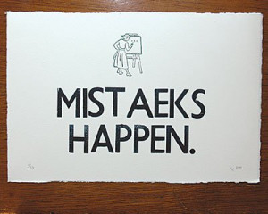 Mistakes Happen: It's Their Resolution That Matters