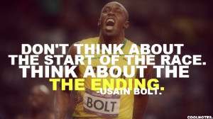 Displaying (20) Gallery Images For Usain Bolt Quotes...