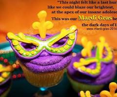 Mardi Gras Quotes and Sayings for Facebook 2014