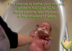 helps parents feel involved in the smallest of ways.