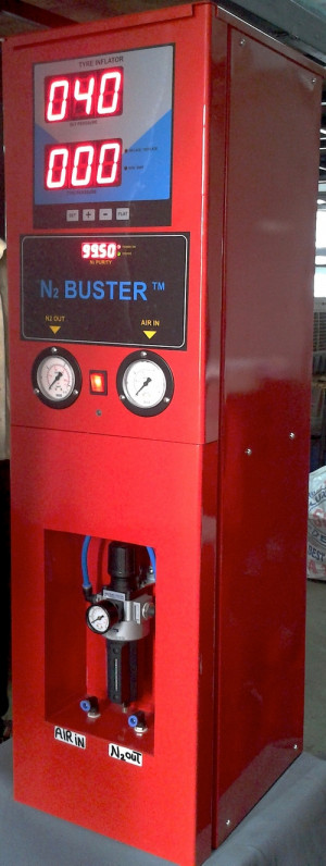 Nitrogen For tyres: Nitrogen Tyre Generator and Inflator.