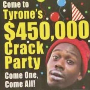 Tyrone Biggums Poops