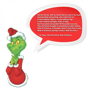 Grinch Quotes About Christmas ~ Free Christmas Printables: Grinch ...
