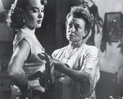 ... dose of straight talk. --Thelma Ritter in 'Pickup on South Street