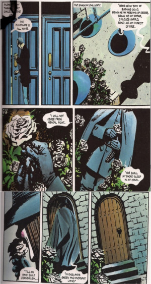Quotes From V For Vendetta Comic ~ V For Vile « The Hooded ...