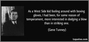 Boxing Gloves Quotes and Sayings