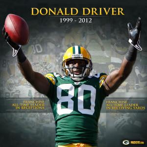 Donald Driver Photos