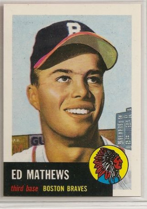 Eddie Mathews Jr