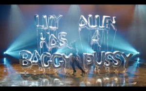 Not Okay With Lily Allen's Racist New Video: When Satire Crosses ...