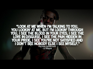 Lil Wayne Quotes About Swag