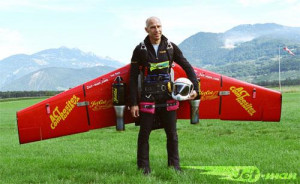 Latest Inventions: THE JETMAN