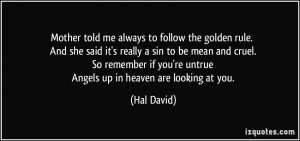 More Hal David Quotes