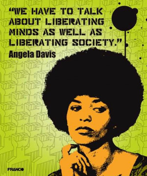 Angela Davis Quotes On Education