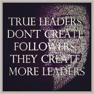 True Leaders www.blinkknives.com