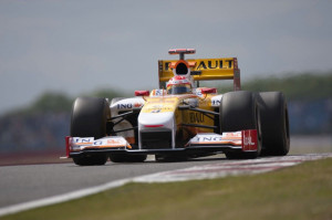 British GP qualifying quotes: Renault