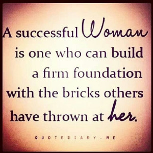 Strong Woman is a Powerful Woman