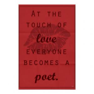 Plato Quote 004 Poster