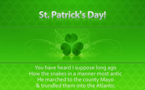 St Patrick's Day Quotes and Sayings With Pictures