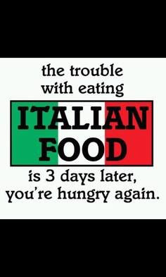 ... italian food cooked by a real italian person # foodquote # italian